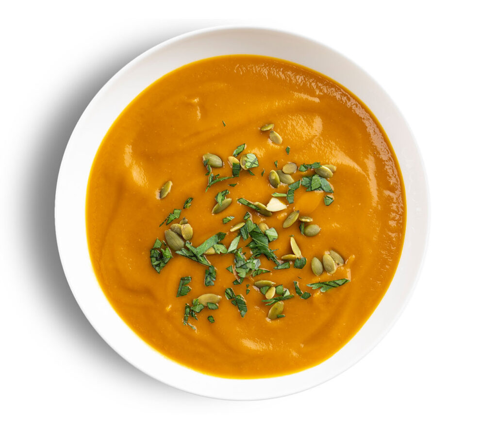 Chipotle Butternut Squash Soup