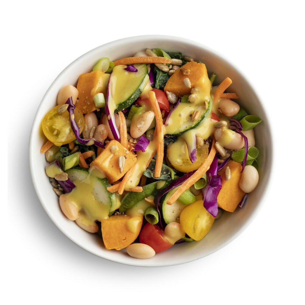 Sunny Bowls Salad